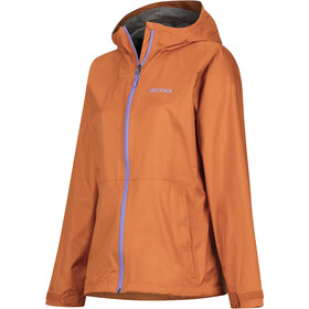 Marmot PreCip Eco Plus Jacket Damen bonfire